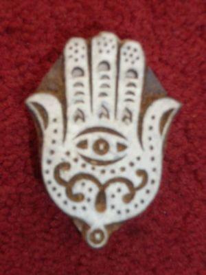 Mythen und Gottheiten - Fatima Hand