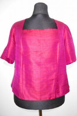 Seidentop Luise pink