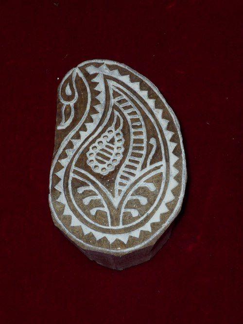 Stempel Symbole - Paisley I