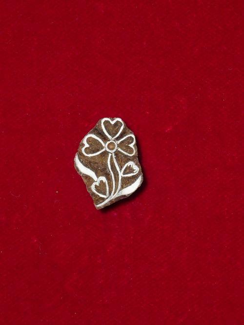 Stempel Symbole klein – Blume