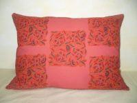 Kissenbezug 50x70 rot
