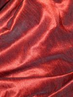 Lfdm Polyester-Viskose-Mix purpurrot