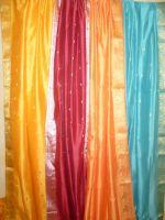 Baumwoll-Saris Cottondream - 7 Farben